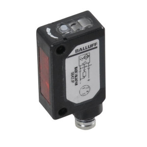 Balluff Sensor,24VDC,900mm,PNP,M8 - BOS5KPSID10S75