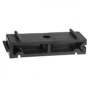 VdL Vulblokje buisklem - BP16020 | 160 mm | 8,5 mm | 109 mm | 109 mm | 31,5 mm | 20 mm