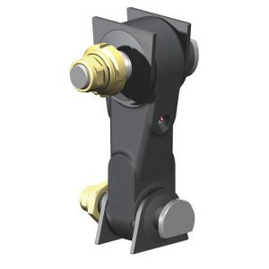 Baltrotors Link met dubbele rem - BR22KS | 110 mm