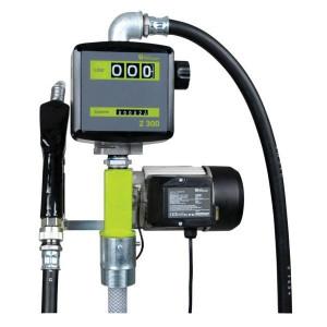 Tecalemit Brandstofpomp HORNET W 50 II Z 300 - W502Z300 | 230 V | 330 W | 50 l/min | -10 > +40 | 2 m