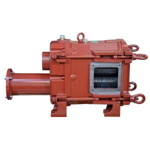 Battioni Pagani BP-pomp BR-EVO 166m³/h hydr. - BREVO170H | 280 mm | 214 mm | 801 mm | 150 mm | 150 mm | 300 mm | 153 mm | 144 mm | 171 mm | 468 mm | 230 mm | 300 mm | 399 mm | 307 mm | 600 Rpm omw/min | 2767 l/min | 8 bar | 29 kW max. druk | 220 kg