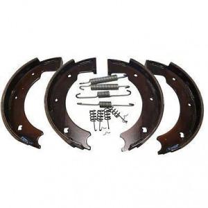 Remschoenenset 300 x 60mm - BS4383 | BPW / Peitz / Knott | S3006-5SK | 300 mm