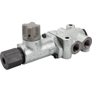 Remventiel SAFIM Plunjer 16 - BV201128MN16 | 16 mm | 55 l/min | M 18 x 1,5 | M12 x 1,5