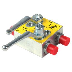 Pister Hydraulisch ventiel, voorste 3-puntsophanging - C000FTV | 45 l/min | 1,992 kg