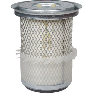 MANN-FILTER Luchtfilterelement - C14123 | 214 mm | C 14 123 | 131 mm | 72/17 mm | 141 mm