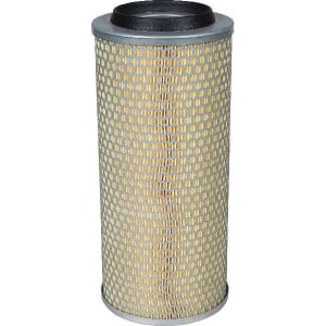 MANN-FILTER Luchtfilterelement - C151654 | 338 mm | 8.5 mm | C 15 165/4 | 71/85 mm | 150 mm