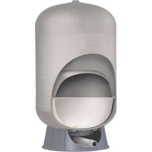 "DAB Pumps Membraanvat kunststof 60L. V - C2B60 | 5 jaar garantie | 10 bar | 1"" G Inch | 60 l | 649 mm | 418 mm"