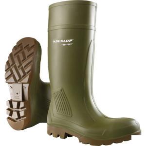 Dunlop C462841 Purofort laars - C46284142 | Purofort | EN345.S5.CI EN ISO 20345 | 42 EU | 8 UK