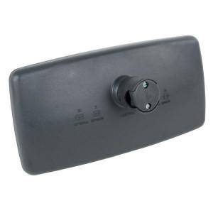 Spiegel - CA100714 | 383 mm | 193 mm | 16 28 mm | 1800 mm | Convex (1800r)