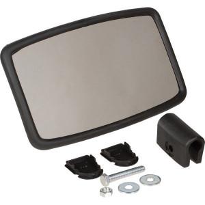 SMAT NORD Spiegel 24V - CA9809V25 | 24V bediening en verwarmd | 420 mm | 200 mm | 25 mm | 1350 mm