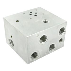 Cartridge-blok aluminium / 975222 - CARTK975222