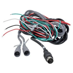 Y-kabel 2 Camera Ingang - CAS66122KR