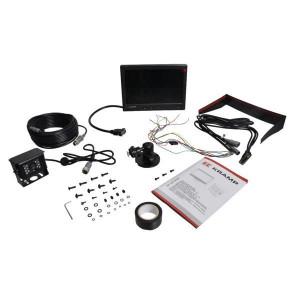 "Camerasysteem Quad 10""TFT - CAS669401KR | 12 24 V | 5 W | 92 ° | 255 x 183 x 42 mm"