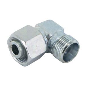 Voss Instelb. koppeling - CELAG13NE | Zink / Nikkel | 24 ° | 13,25 mm | 32,5 mm | 38,5 mm | 400 bar | M20 x 1.5 metrisch