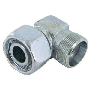 Voss Instelb. koppeling - CELAG21NE | Zink / Nikkel | 24 ° | 21,25 mm | 250 bar | M30 x 1.5 metrisch