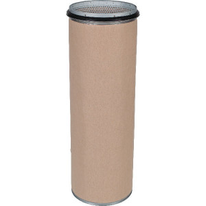 MANN-FILTER Secundair-luchtfilterelement - CF2100 | 609 mm | CF 2100 | 211 mm | 201 mm | 195/17 mm