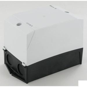Eaton Kunststof kast, leeg. DIN-rail - CIK195TS | RAL9005 / RAL7035 | 120 mm | 95 mm