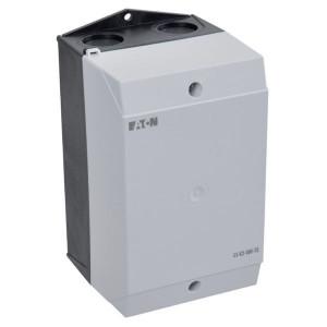Eaton Kunststof kast leeg din-rail - CIK2100TS | RAL9005 / RAL7035 | 160 mm | 100 mm | 100 mm