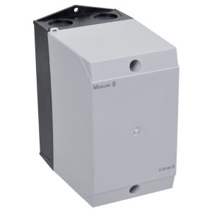 Eaton Kunststof kast leeg din-rail - CIK2145TS | RAL9005 / RAL7035 | 160 mm | 100 mm | 145 mm