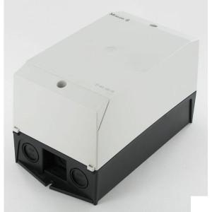 Eaton Kunststof kast met rail - CIK3125TS | RAL9005 / RAL7035 | 200 mm | 120 mm | 125 mm