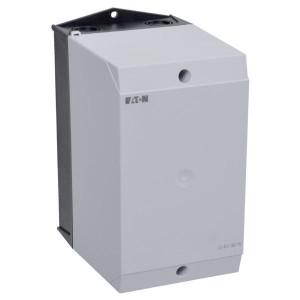 Eaton Kunststof kast met rail - CIK3160TS | RAL9005 / RAL7035 | 200 mm | 120 mm | 160 mm