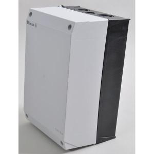 Eaton Huis klein IP65 + montageplaat - CIK4125M | RAL9005 / RAL7035 | 65 IP