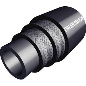 "Gates Slanghaspel EN8572SC 1/4"" - CM2T04P175   6,4 mm   1/4"" Inch   400 bar   40 MPa   50 mm   1600 bar   0,31 kg/m   14,1 mm"