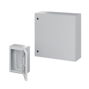 Rittal Wand-vloerkast 1000x1200x400mm - CM5120500 | 1000 mm | 1200 mm | 400 mm