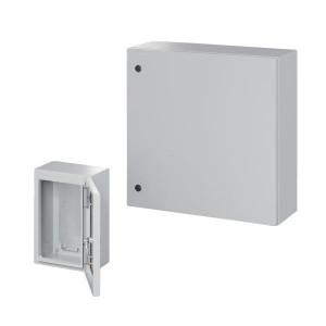 Rittal Wand-vloerkast 1000x1400x400mm - CM5122500 | 1000 mm | 1400 mm | 400 mm