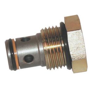 Comatrol Terugslagklep CP100-2-B-0-005 - CP1002B0005 | 39.7 mm | 31,8 mm | CP10-2 | 49 l/min | 0.34 bar | 25.4 mm | 47 54 Nm