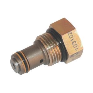 Comatrol Wisselventiel CP128-2-B-0 - CP1282B0 | 39.6 mm | 29,2 mm | 8 l/min | 22.2 mm | 34 41 Nm