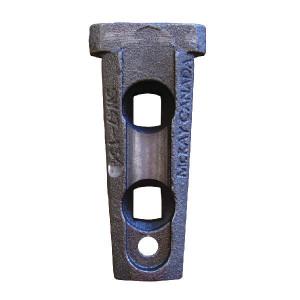 Schaarhouder 45 mm v. zekering - CP134SW47LR | universeel | 120 mm
