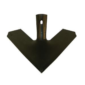 Schaar 370x8 mm Horsch - CP14SW8 | 00310757 | 340 mm | 370 mm | Systeem Mc Kay