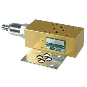 Comatrol Drukregelvent. CP2001B0EC NG06 - CP2001M03016 | Nitrilrubber (NBR) | Aluminium | 100 mm | 45 mm | 38,5 mm | Cetop 03 | Extern | 35 l/min | 210 bar | 41 248 bar