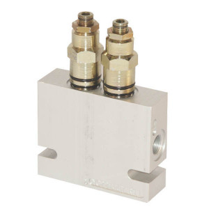 Comatrol Bal.ventiel 3/8 BSP - CP4405001 | V1 : V2 C1 : C2 | 123.3 mm | 88.9 mm | 38.1 mm | 127 mm