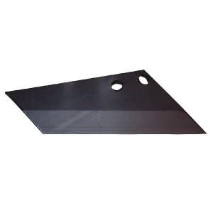 Vleugelschaar 285x10 R. Razol - CP486054   285 mm   120 mm   TF2E12x30   rechts