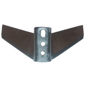 Vleugelschaar 430x8mm - CP4900   45 / 75 mm