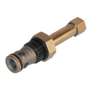 Comatrol 2/2 Patroon CP501-2-B-0-NO - CP5012B0NO | Voorgestuurde klep | 120,7 mm | 120.7 mm | 44.5 mm | CP12-2 | 114 l/min | 31.8 mm | 207 bar | 115-122 Nm