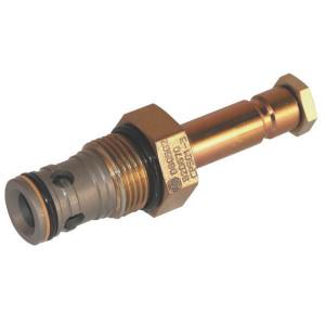 Comatrol 2/2 Patroon CP501-3-B-0-NC - CP5013B0NC | Voorgestuurde klep | 112.3 mm | 112,3 mm | 44.5 mm | CP12-2 | 114 l/min | 31.8 mm | 207 bar | 115 122 Nm