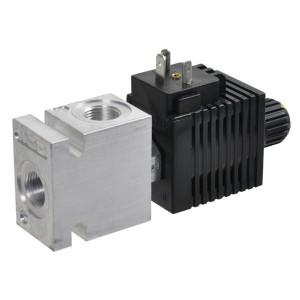 Comatrol Proportioneel drukregelventiel 3/8 12vDC - CP55820B3B15012 | Nitrilrubber (NBR) | Aluminium | 0 1,2 A | 116,6 mm | 29.2 mm | 12v DC V | Inwendig | 8 l/min | 3/8 BSP | 22.2 mm | 15 138 bar | 5 8 Nm