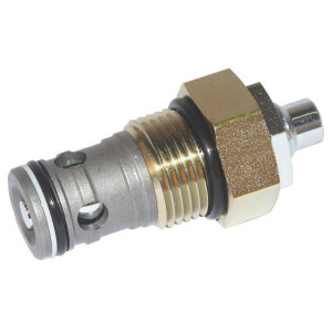 Comatrol Afsluiter/sm. CP611-2-B-0-E - CP6112B0E | 80.6 mm | 44.5 mm | CP12-2 | Inwendig | 114 l/min | 31.8 mm | 115 122 Nm