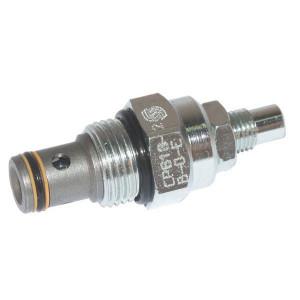 Comatrol Afsluiter/sm. CP618-2-B-0-E - CP6182B0E | 63.6 mm | 27.7 mm | Inwendig | 45 l/min | 22.2 mm | 34 41 Nm