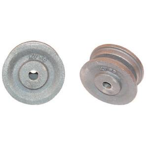 Spanrol onbewerkt - CR1041751 | 9,5 x 27 mm | 104 mm