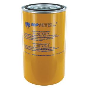 "MP Filtri Filterelement 3 µm - CS150A03 | 1 1/4"" BSP | 3 µm | 230 mm | 129 mm | Glasvezel | 18 l/min cSt | 85 l/min cSt | 129 mm"