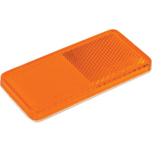 Ajba Reflector oranje 94x44 zelfkl - CT58010