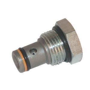 Comatrol Terugslagkl CV08-NP-03-B00-35 - CV08NP03B350 | 34.1 mm | 27,7 mm | SDC 08-2 | 38 l/min | 0,3 bar | 27 34 Nm