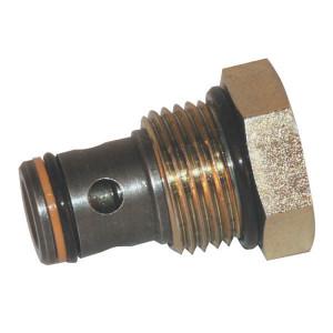 Comatrol Terugslagkl CV10-NP-03-B00-35 - CV10NP03B350 | 39.7 mm | 31,8 mm | SDC 10-2 | 80 l/min | 0.3 bar | 25.4 mm | 47 47 Nm