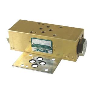 Comatrol Terugslagventiel 03B00 NG6 - CV10NP03M03001 | 0,3 bar | Nitrilrubber (NBR) | Aluminium | 120 mm | 38,5 mm | Cetop 03 | Extern | 35 l/min | 210 bar