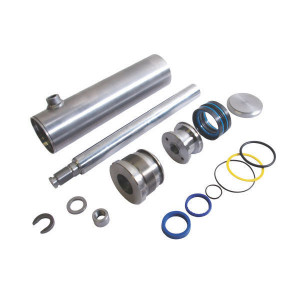 "Zelfbouwcil. 60-100-800 - D60100800 | Machinebouw | 250 bar | 200 bar | 0,1 m/sec max. | 100 mm | 800 mm | 1.011 mm | 1/2"" BSP | 115 mm"