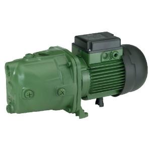 DAB Pumps Centr.pomp Jet 102M - DAB05211 | Bedrijfszeker | 240 V | 3,6 m³/h m³/h | 53,8 m | 1 G Inch | 1 G Inch | 1.130 W | 16 / 450 µF/Vc | 0,75 / 1 kW/HP kW/PS